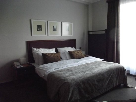 Jalta Boutique Hotel : Comfy bed