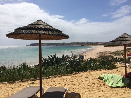 Martinhal Sagres Beach Resort & Hotel: Little quiet area to sunbath
