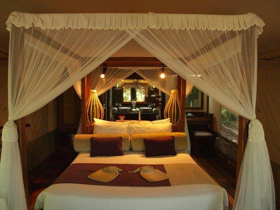 Mara Intrepids Club: Tent Nr. 4 Inside