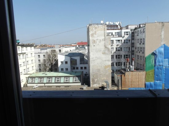 Jalta Boutique Hotel: View of old buildings