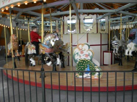 Butchart Gardens: The Carousel