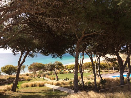 Martinhal Sagres Beach Resort & Hotel: Through the trees