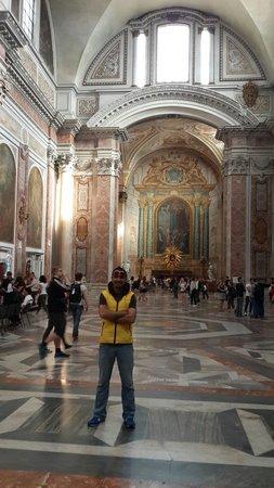 Basilica di Santa Maria degli Angeli e dei Martiri: Müthiş
