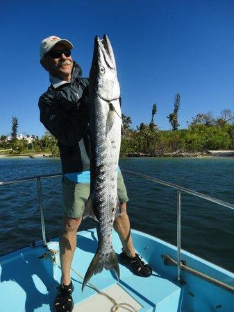 Ocean Fox Cotton Bay: Brad's monster Bari