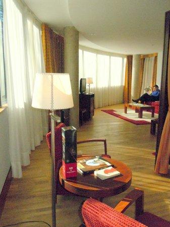 Parador de Soria : Amplísima y preciosa habitación (318)