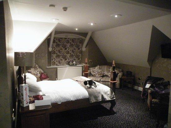 Coed-Y-Mwstwr Hotel: executive room