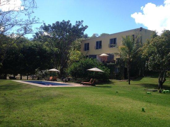 Villa Azalea - Luxury B&B : villa azalea, pool and green areas