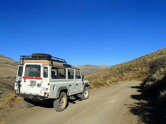 Safari Experience - Patagonia Profunda: Con la 4x4