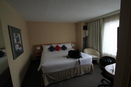Novotel Ottawa: Bedroom