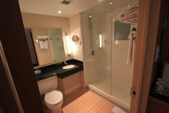 Novotel Ottawa: Bathroom