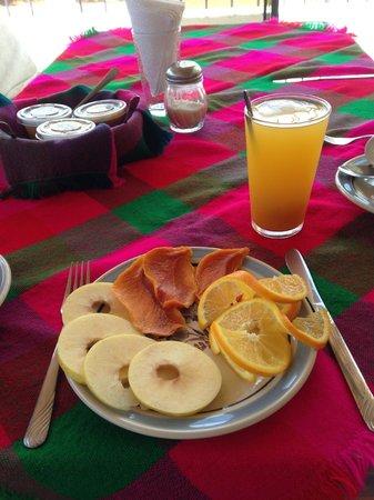 El Delfin Blanco: Special Breakfast
