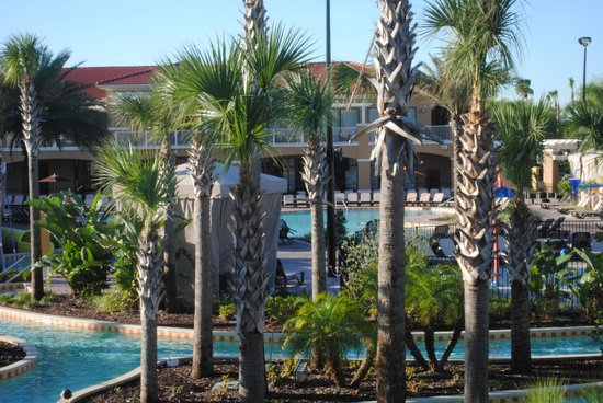Vacation Villas at Fantasy World I: from room