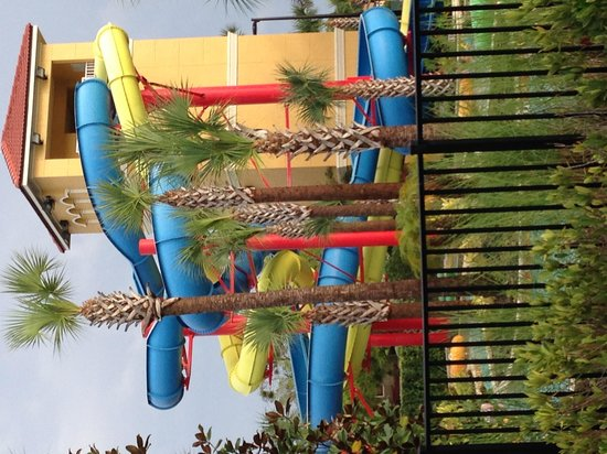 Vacation Villas at Fantasy World I: slides