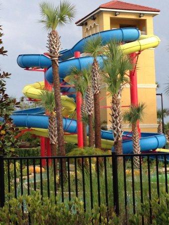 Vacation Villas at Fantasy World I: slides