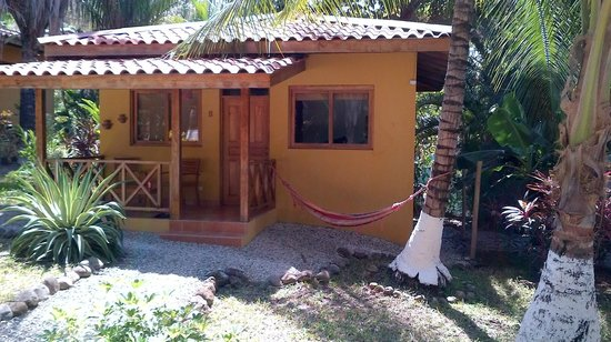 Esencia Hotel & Villas: our cabin