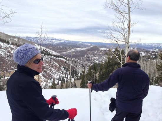 Exclusive Excursions: Looking out over Park City