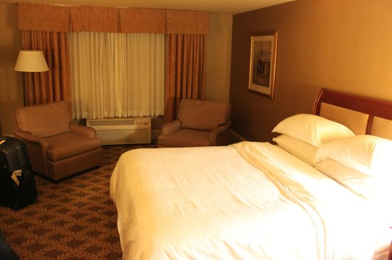 The Read House Historic Inn And Suites: Spacious room