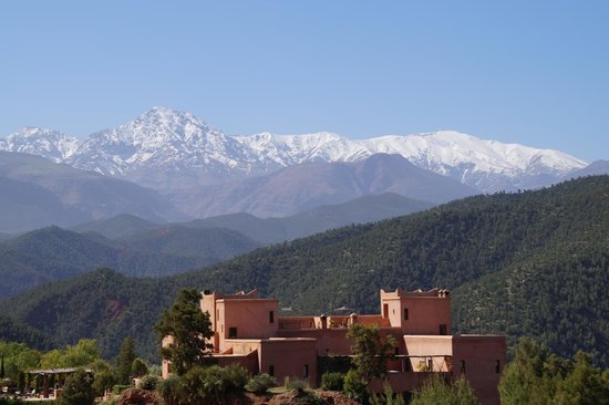 Kasbah Bab Ourika : Hotel