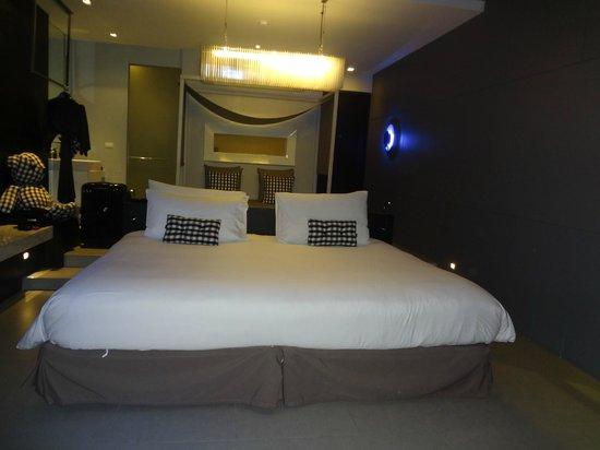 Foto Hotel: le lit