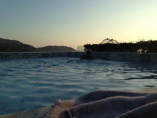 Foto Hotel: la piscine