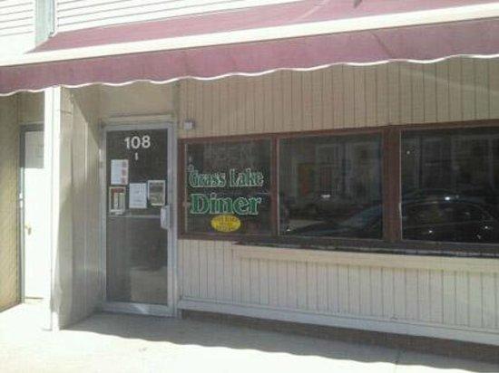 The Grass Lake Diner Diner Door & Diner Door - Picture of The Grass Lake Diner Grass Lake - TripAdvisor