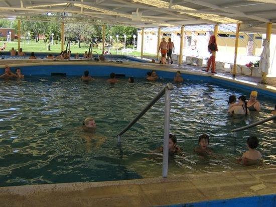 Termas del Gualeguaychú: Pileta interior