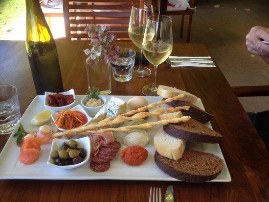Marsden Estate Winery : Platter for two
