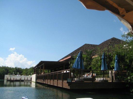 Fairmont Mayakoba: La Laguna