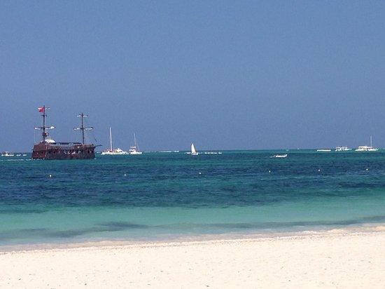 Paradisus Palma Real Golf & Spa Resort: beach afternoon
