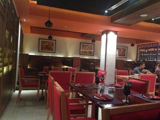 Villa Rosa Kempinski Nairobi: 88 Restaurant