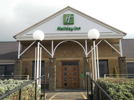 Holiday Inn Leeds Brighouse: Hotel Entrance
