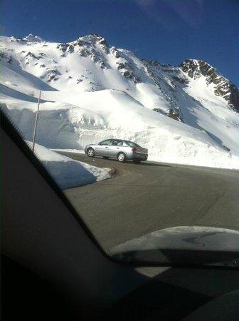 Kaunertaler Gletscher: Snowfall was best in Austria for 2014.