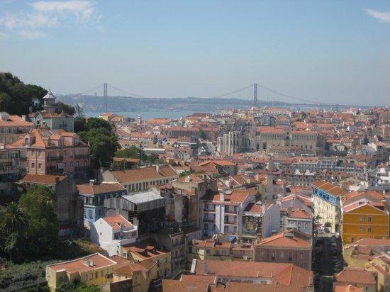 Miradouro da Graça : Miradoura de Graca - PONTE