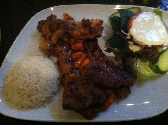 Tipsy Bar & Grill: Mixed Grill