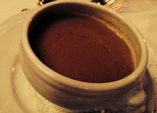 Wally's Desert Turtle: Mushroom soup