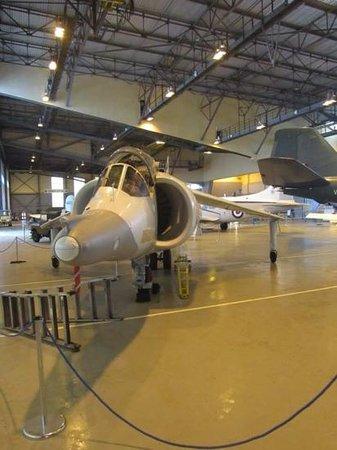 Classic Air Force: Harrier