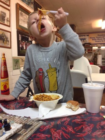 Suire's Grocery : Spaghetti Saturdays
