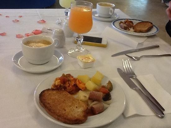 Hotel Diar Lemdina: breakfast