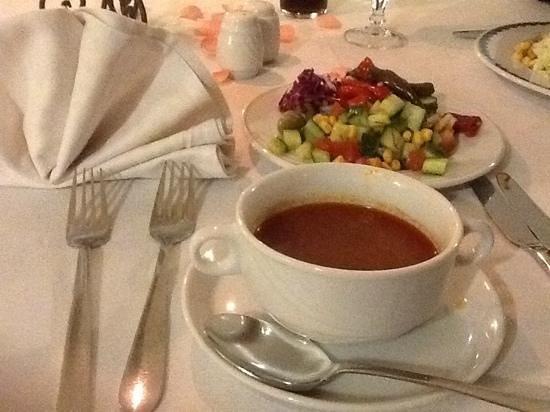 Hotel Diar Lemdina: dinner
