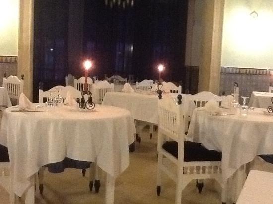 Hotel Diar Lemdina: dining room