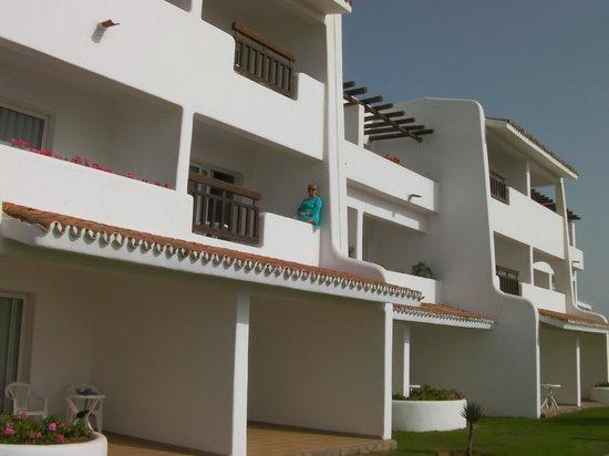 ClubHotel Riu Tikida Dunas : Balcony