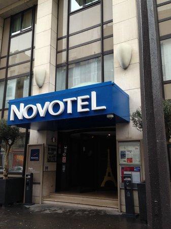 Novotel Paris Vaugirard Montparnasse: esterno