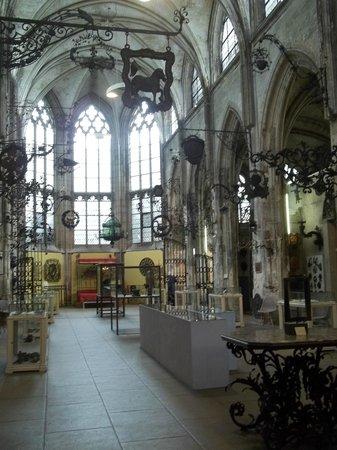 Musee Secq des Tournelles: Musée Ferronnerie Tours