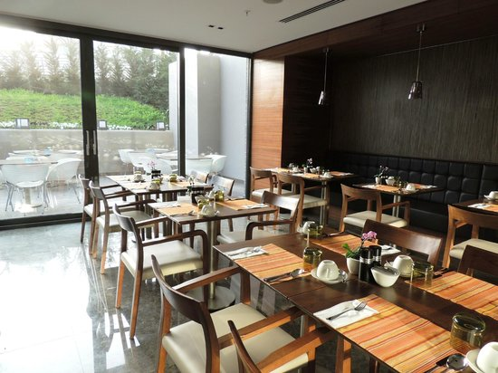 Avantgarde Taksim Hotel: salle petit dejeuner et diner