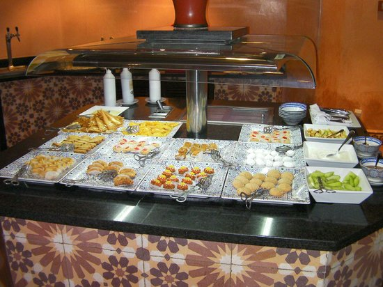 ClubHotel Riu Tikida Dunas: Moroccan Restaurant