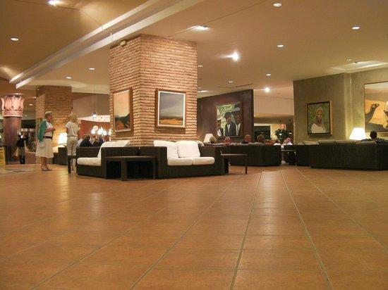 ClubHotel Riu Tikida Dunas: Reception