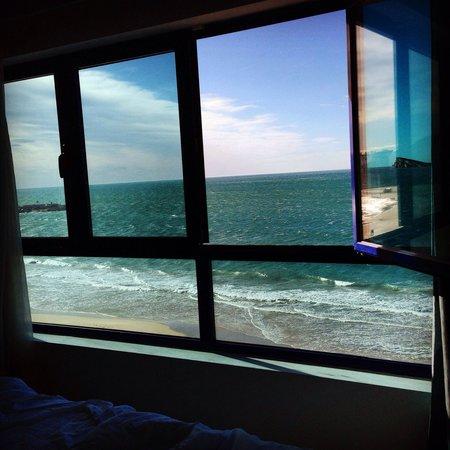 Villa Del Mar Hotel: Seaview.