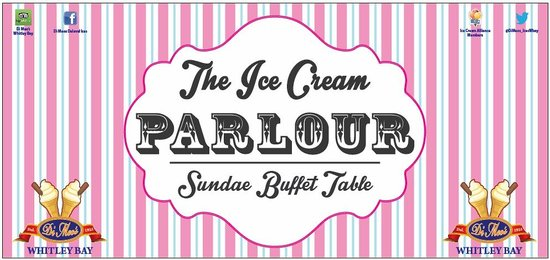 Di Meo's: Wedding Ice cream parlour