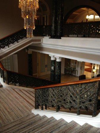 Waldorf Astoria Edinburgh - The Caledonian : Main Staircase