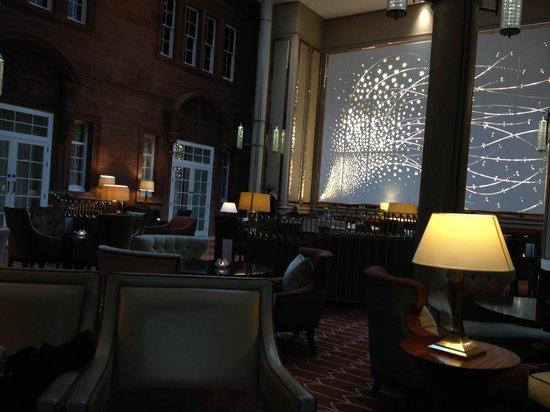 Waldorf Astoria Edinburgh - The Caledonian : Peacock Alley